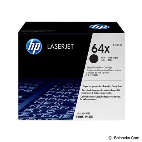 HP Black Toner 64X [CC364X] - Toner Printer Hp